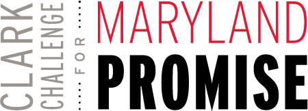 The Clark Challenge for the Maryland Promise Program word mark